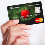 Оплата на картку Приватбанка